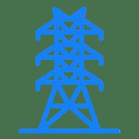 indústrias de rede